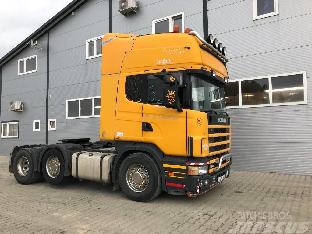 Scania R 164 LA