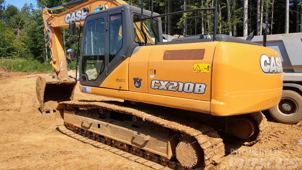 CASE CX 210 B LC