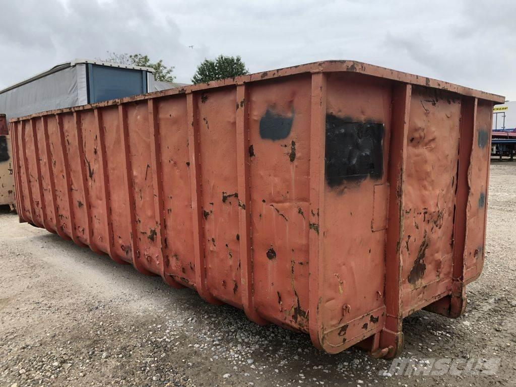 Universal Containerbak 30m³