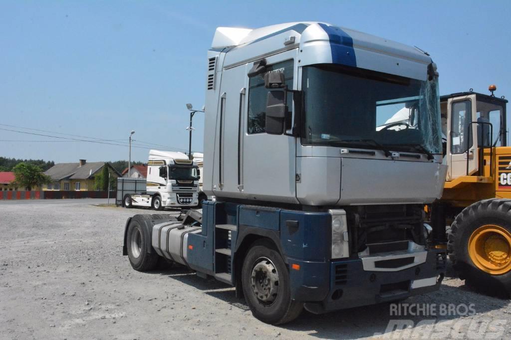 Renault MAGNUM 480 NA CZĘŚCI MAGNUM