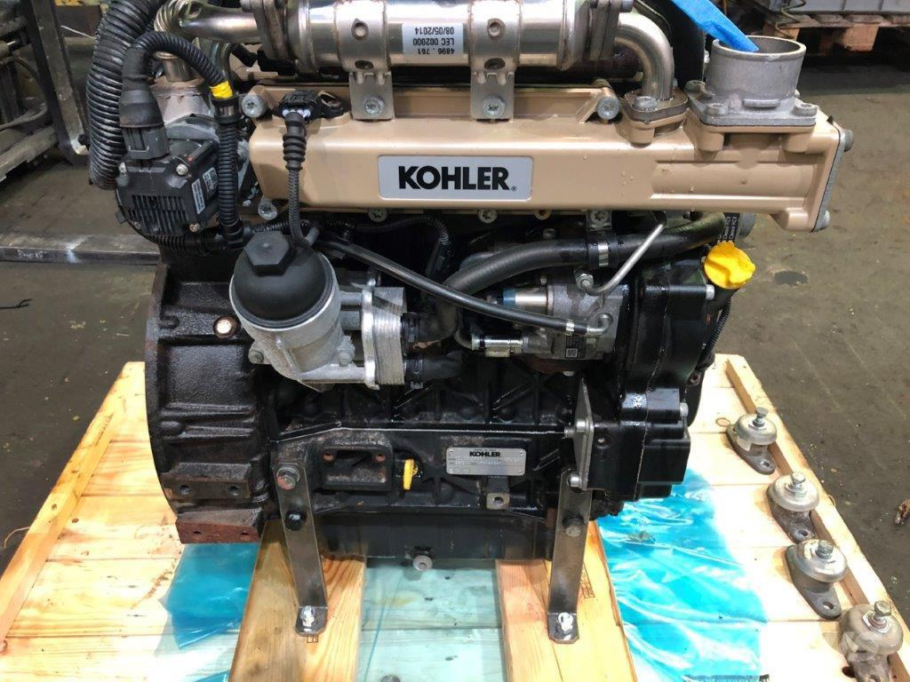 Kohler KDI 1903 TCR Diesel engine 56hp