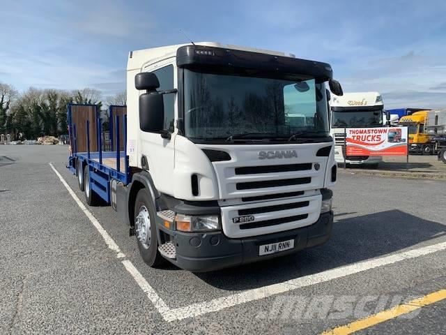 Scania P 280 NJ11RNN