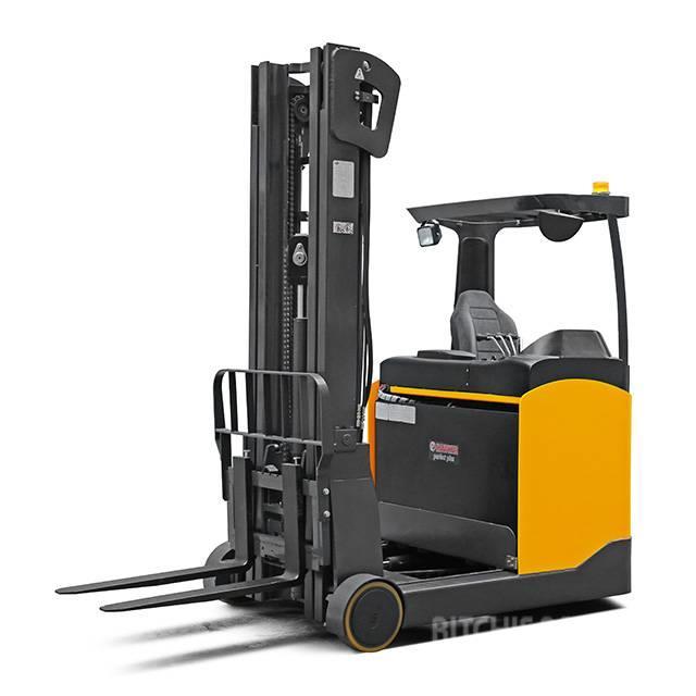 UN Forklift FBRS16 Sit-on Reach Truck CURTIS 6000mm