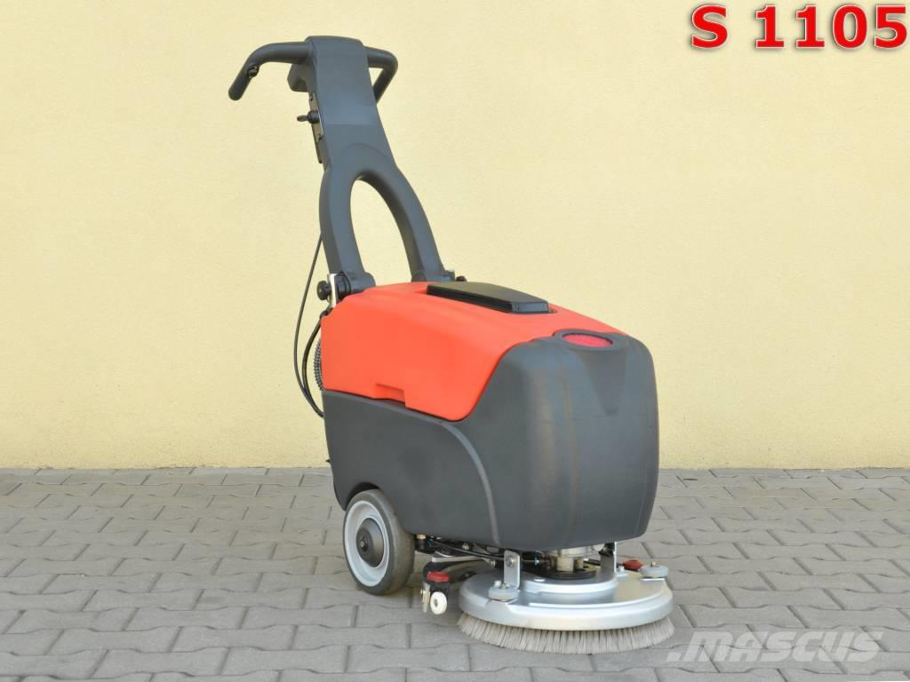 [Other] Scrubber dryer GHIBLI RESTYLE 38 B