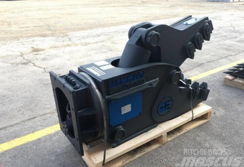 Hammer FR 04 Hydraulic Rotating Pulveriser Crusher 500KG