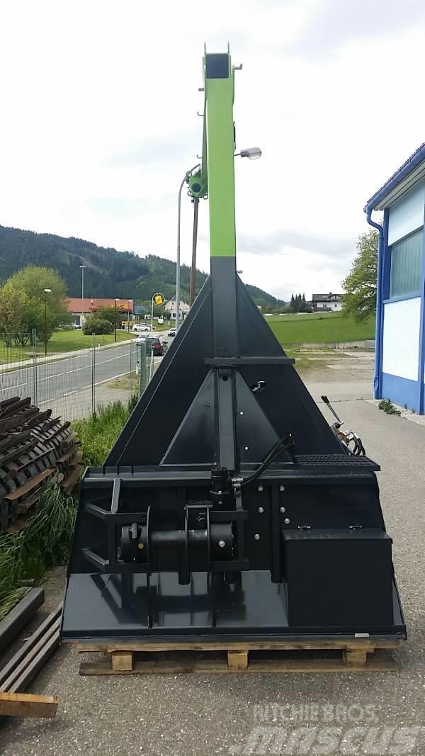 [Other] Pichler Forsttechnik PKM200 Kurzstreckenseilkran