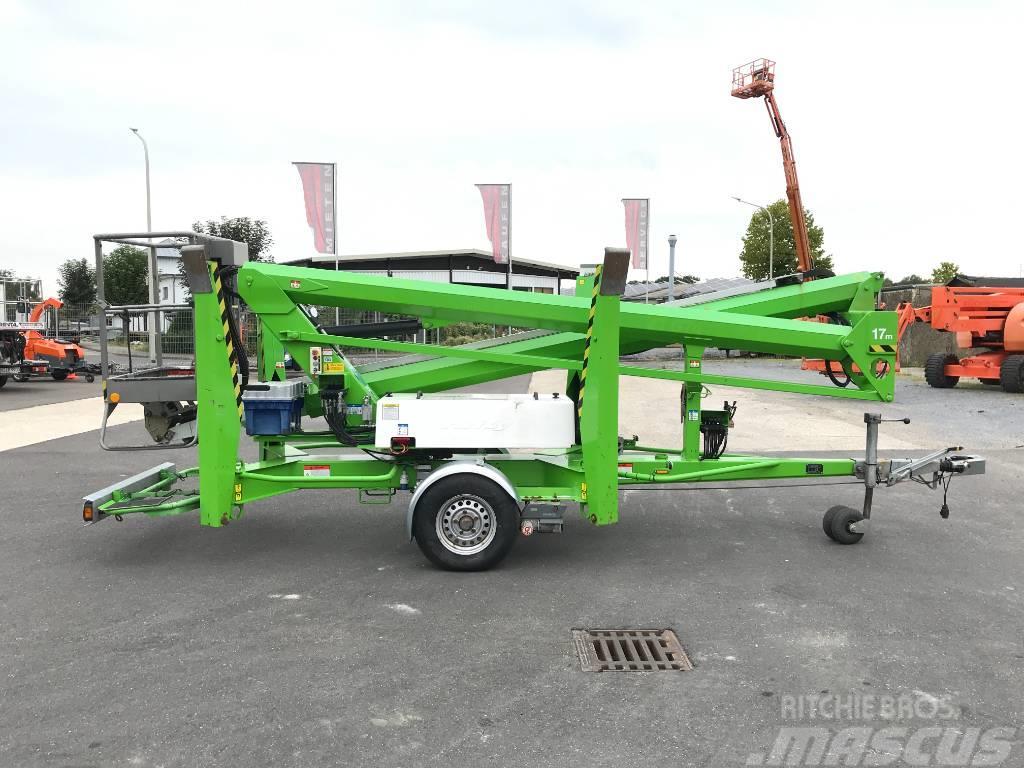 Niftylift 170 HE elektro 17m (1402)