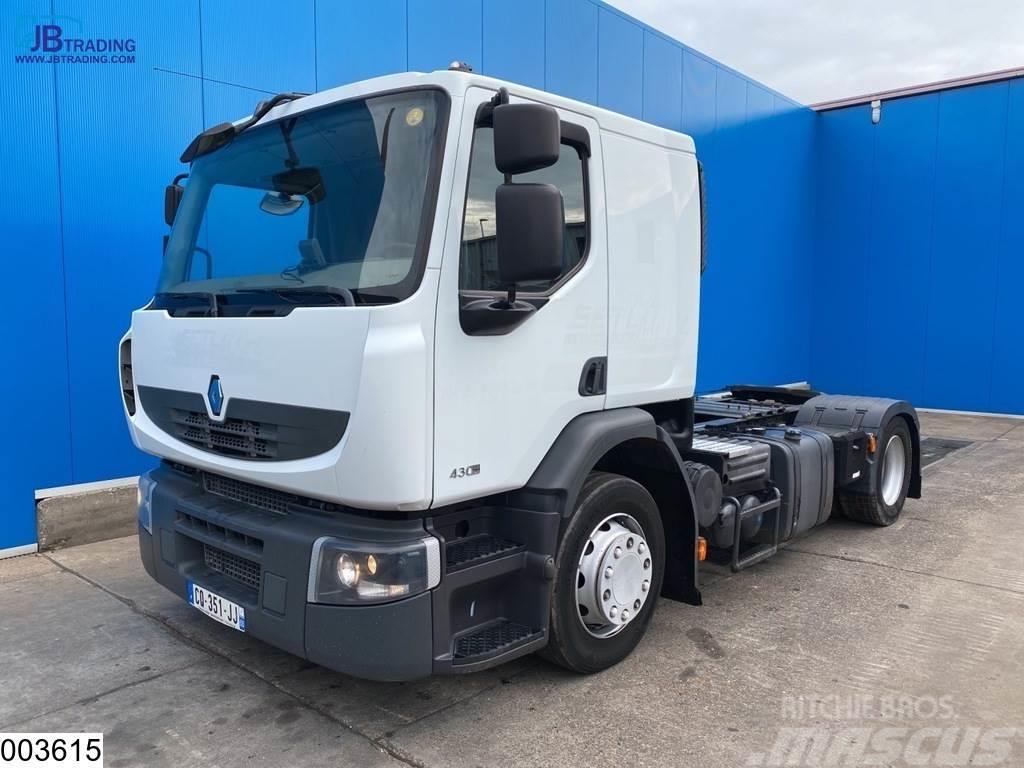Renault Premium 430 Dxi EURO 5, Retarder, Hydraulic