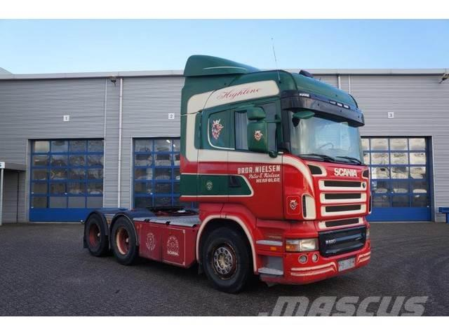Scania R500 Highline Manual 6x4 Euro-4 2007