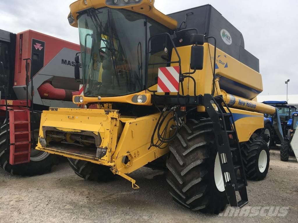 New Holland CSX7080 FS