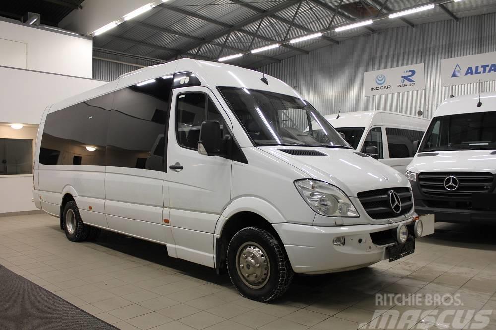 Mercedes-Benz 516 CDI Sprinter Tourline, 22 pass