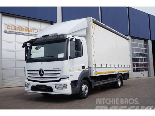 Mercedes-Benz Atego 818 Euro 6 BlueTec