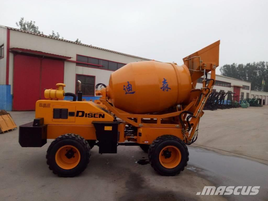 Disenwang 迪森王  Mixer DZCJ-1m3
