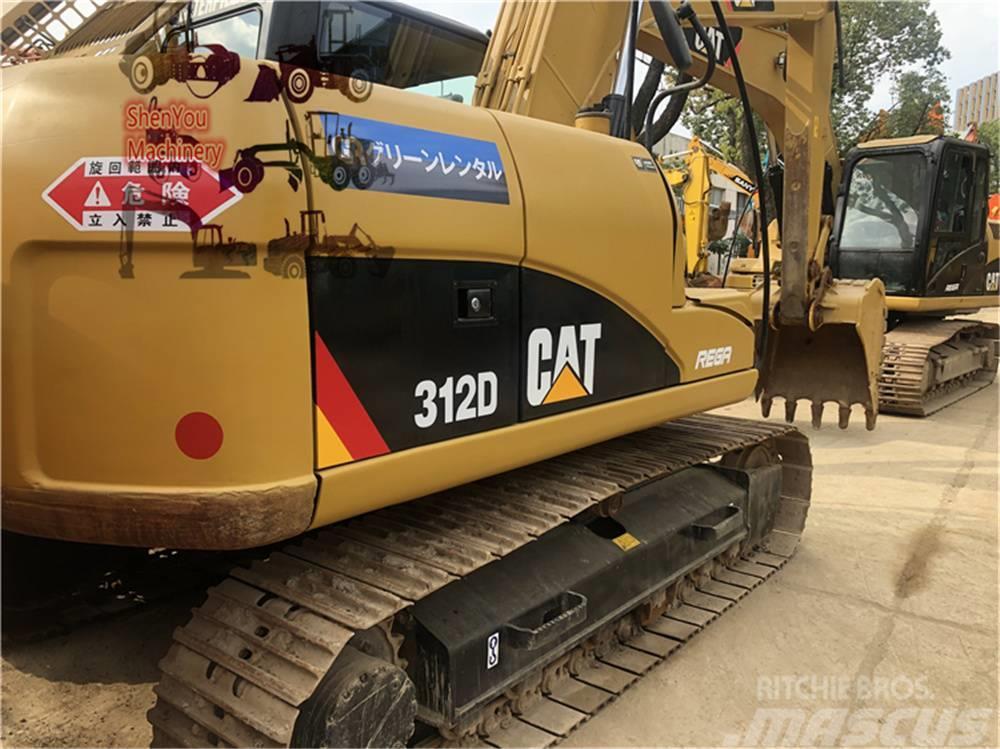 Caterpillar 312D  320D  325D  330