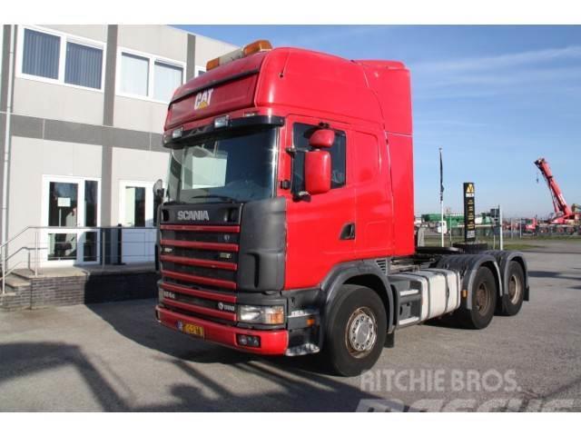 Scania 164.580