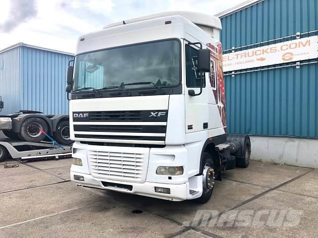 DAF XF95-430 SPACECAB (EURO 3 / ZF16 MANUAL GEARBOX /