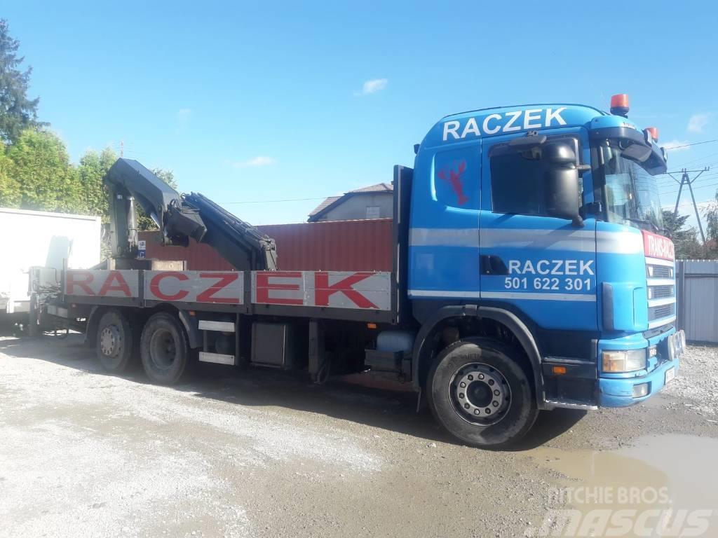 Scania G164 HMF3620