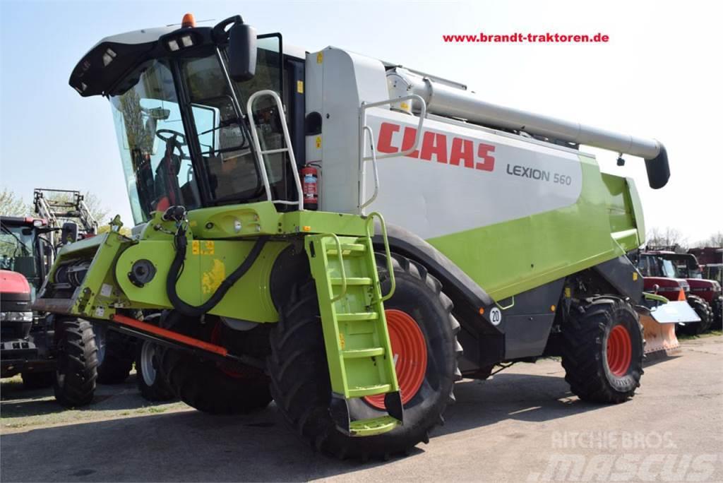 CLAAS Lexion 560 *3-D*