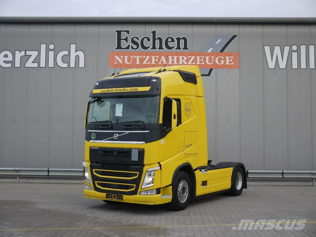 Volvo FH 460 , Globetrotter, Kipphydr., Euro 6
