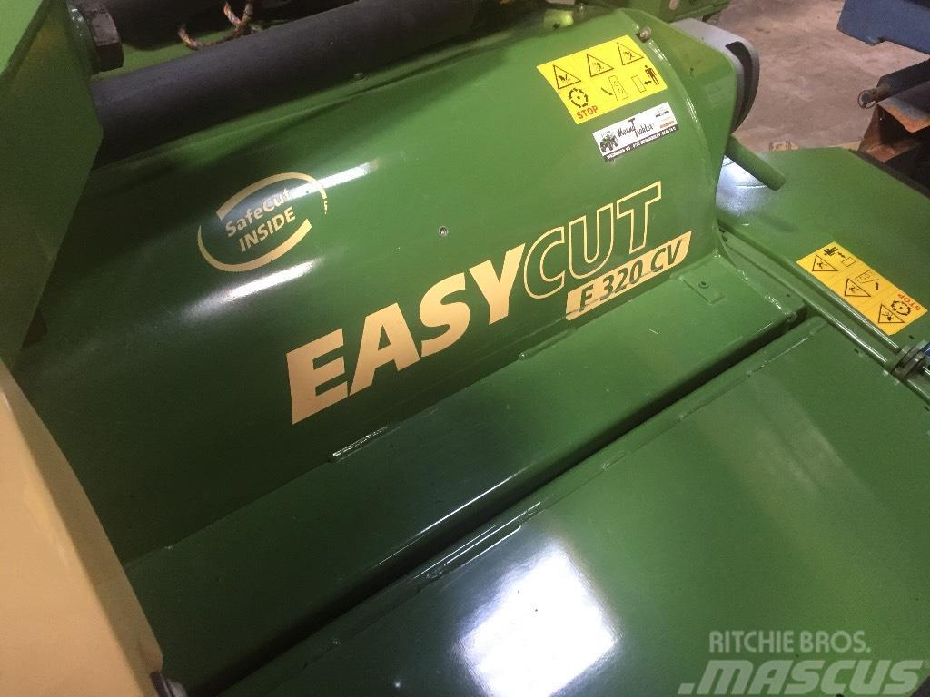 Krone Easy cut 870 CV og F 320 CV