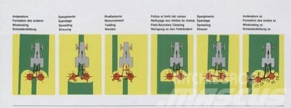 Fiorini S/360 rendképző, rendsodró