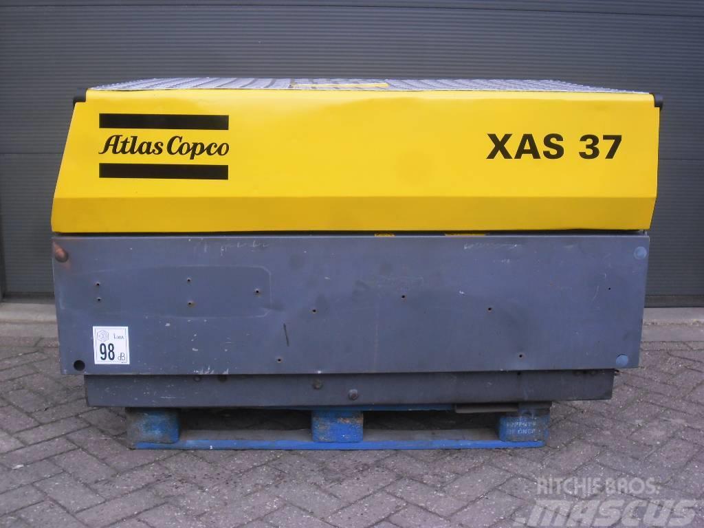Atlas Copco XAS 37 KD