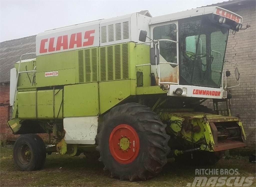 CLAAS Commandor 228 CS