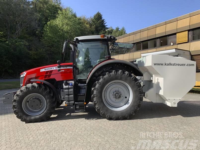 [Other] amag Bindemittelstreuer 5 m³ Heckanbau Traktor
