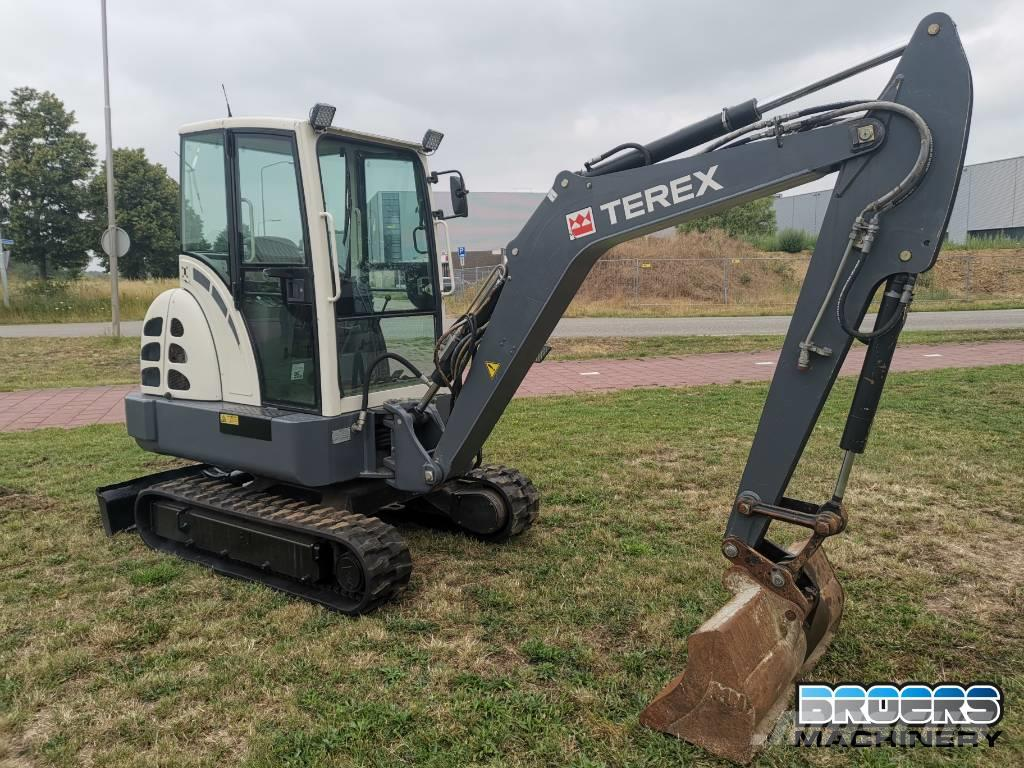 Terex TC35 BJ 2013  3600KG