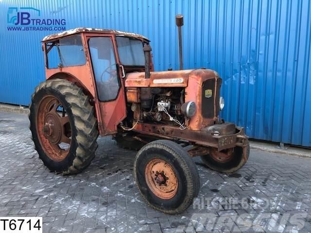 Nuffield 460 BMC 4 Cilinder diesel