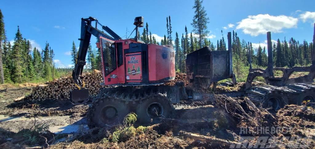 TimberPro TF840C