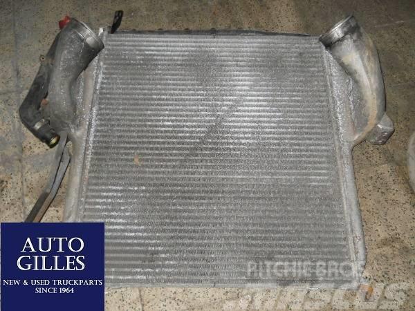 Mercedes-Benz Kühler, Ladeluftkühler Behr 9425010901 Actros