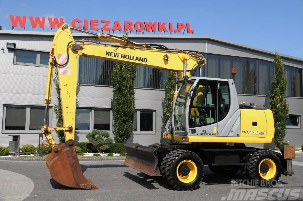 New Holland WHEEL EXCAVATOR 18 T MH PLUS TRIPLE AR