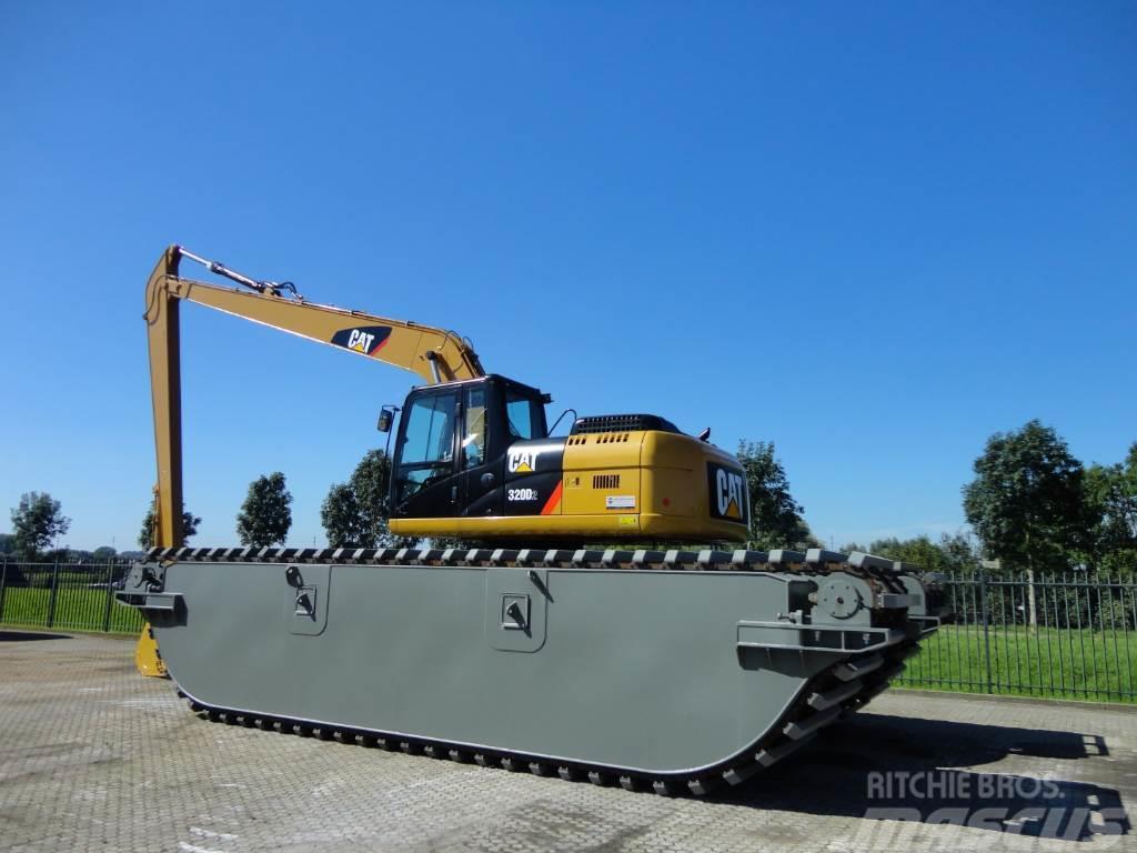 Caterpillar Caterpillar Amphibious Vehicle RAV-2 with CE
