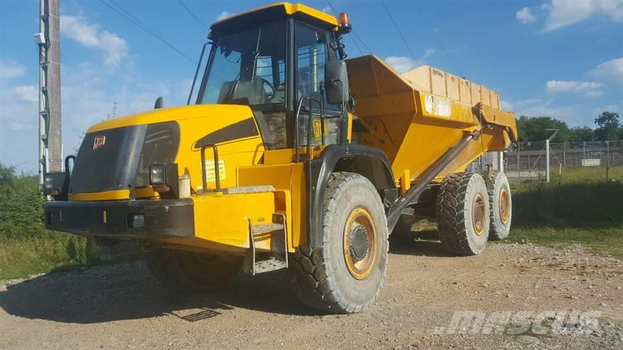 [Other] A LOUER TOMBEREAU CHARGE UTILE 22T JCB 722A