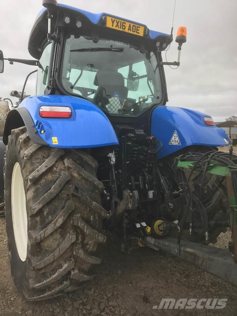 New Holland T7.210 RC 4WD TRACTOR