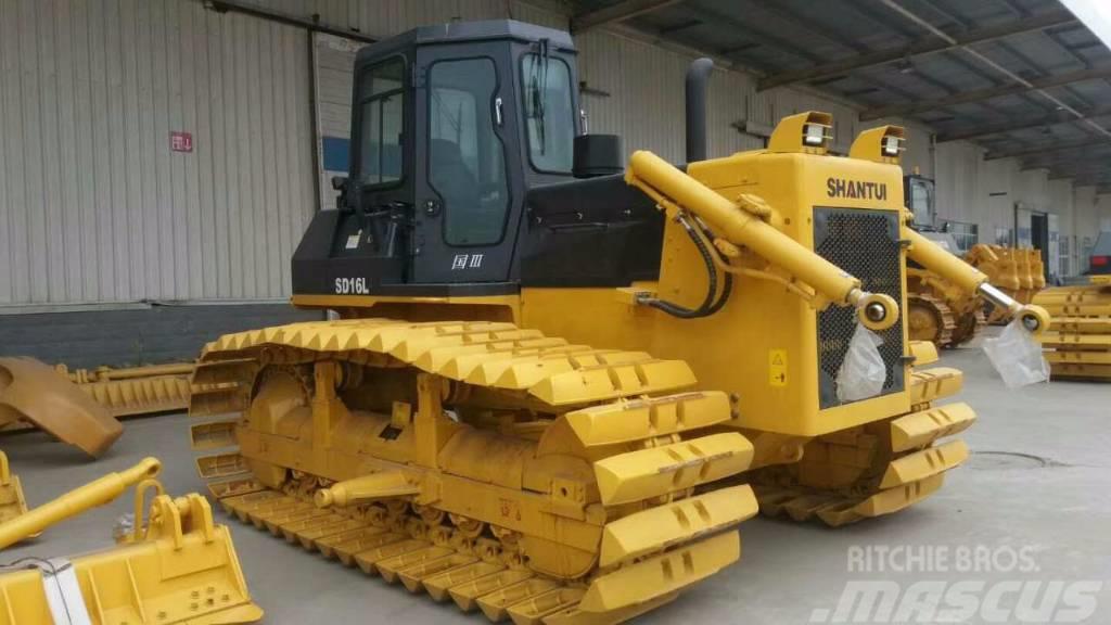 Shantui SD16L swamp bulldozer