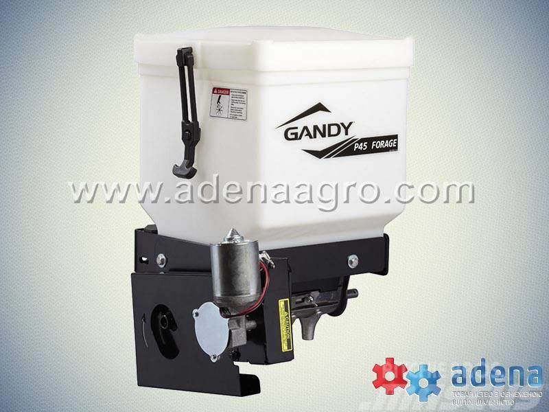 [Other] Апликатор-микрогрнулятор Gandy / Zibo электроприво
