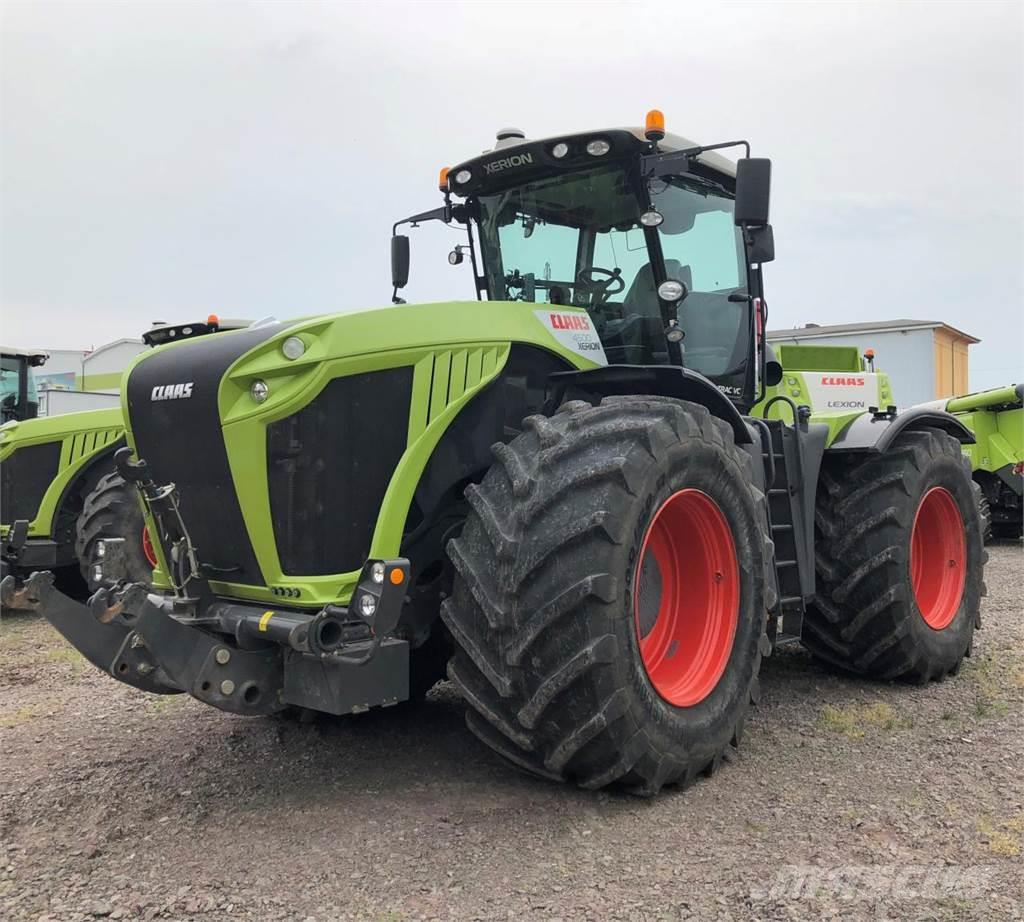 CLAAS Xerion 4500 Trac VC
