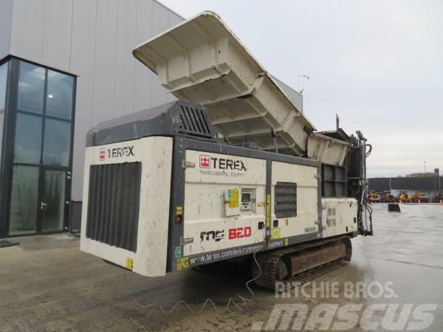 Terex TDS 820 Ecotech