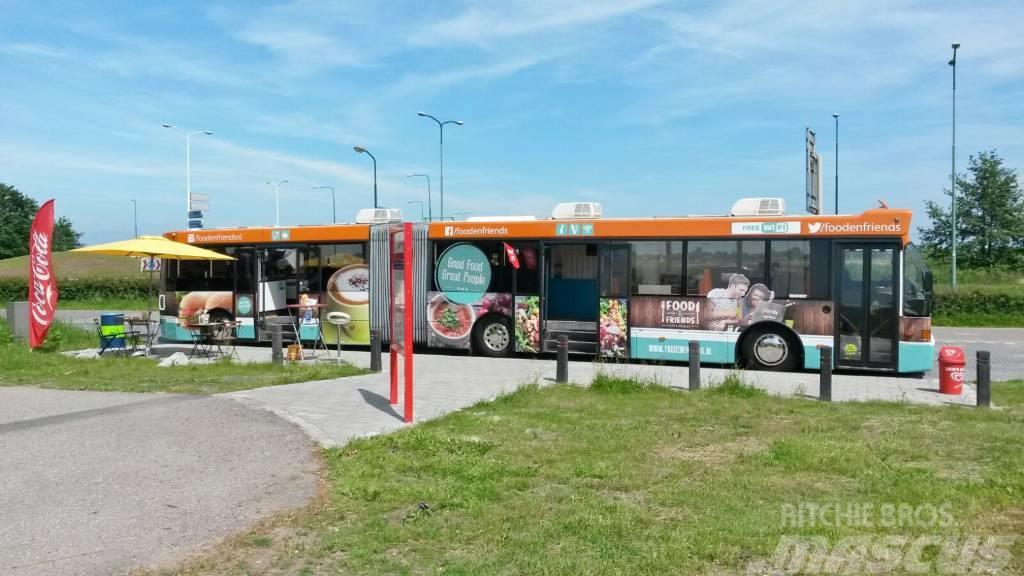 Volvo -b10m-foodtruck-xxl-bistrobus, Preis: 54.000 €, Baujahr: 1999 ...