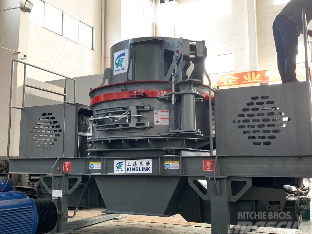 Kinglink Barmac type VSI Crusher KL-8 for Sand Making