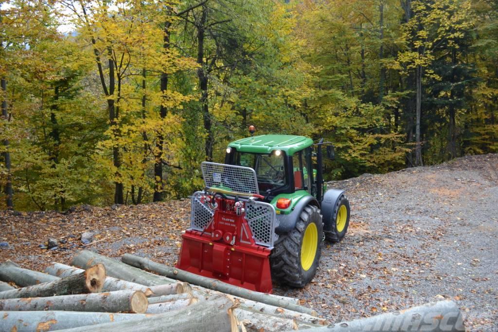 Tajfun Logging Winches DGV 2X55 AHK