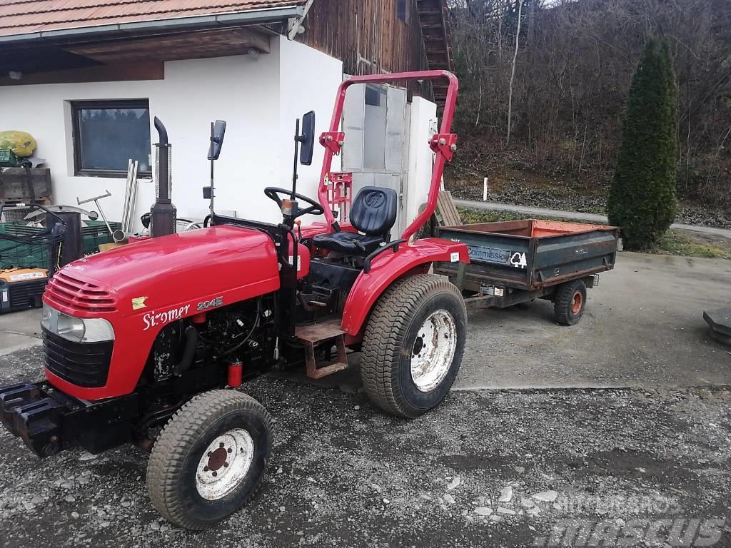 Siromer 4WD 204E