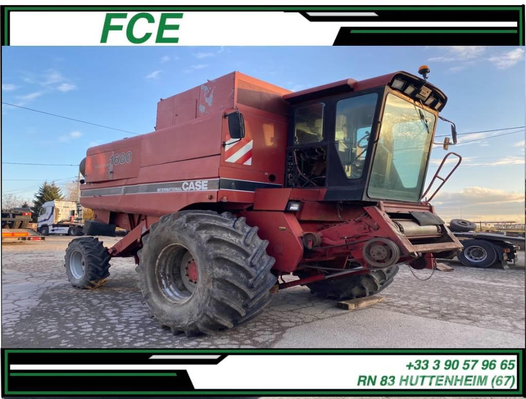 Case IH AXIAL 1680 *ACCIDENTE*DAMAGED*UNFALL*