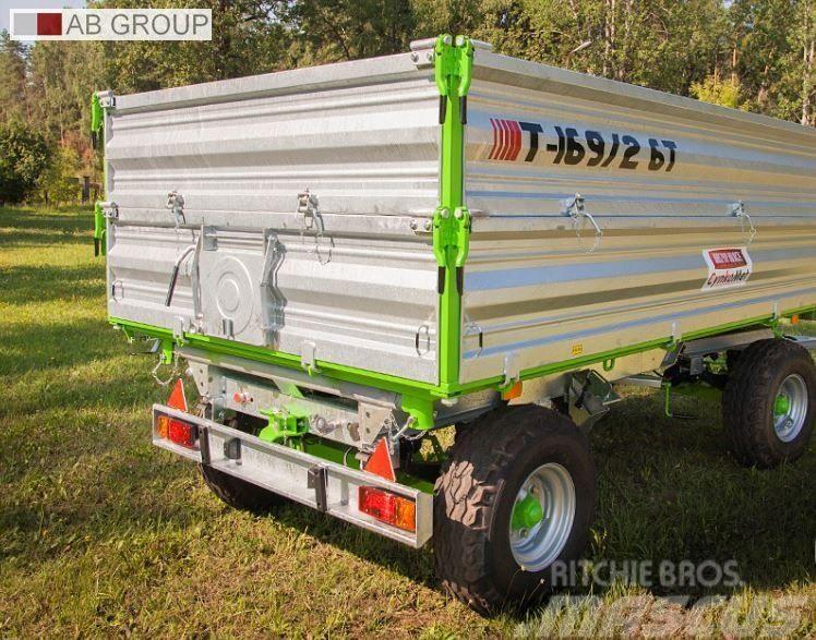 [Other] CynkoMet Farm trailer/Przyczepa T-169/2 6 T/Remolq