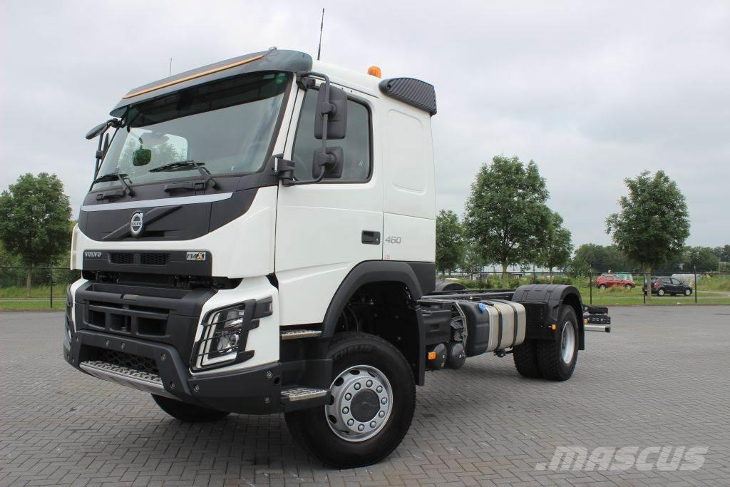 Volvo FMX 460 4X4 CHASSIS *NEW* EURO 6 PTO 2020