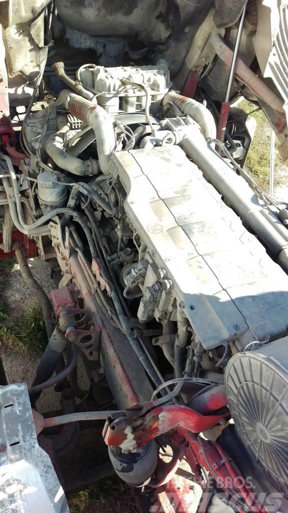 MAN TGA Pritarder Silnik D2066LF Euro4 Silnik TGA z Pr