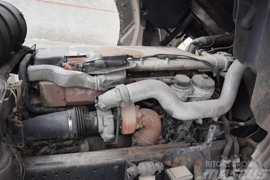 MAN TGA D2066LF36 EURO4 engine