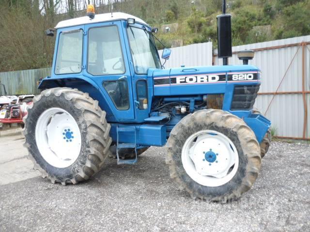 Ford 8210 Force II